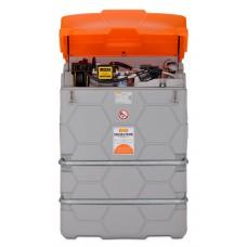 CUBE rezervoar za diesel Outdoor Premium 2500 l