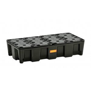 PE - lovilna posoda HD 35L s PE rešetko
