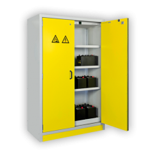 Akku ognjevarna omara 6/20 za litijeve baterije